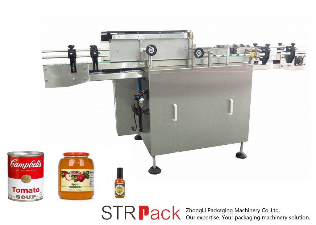 Թաց սոսինձի մակնշման ավտոմատ մեքենա (Paste Labelling Machine)
